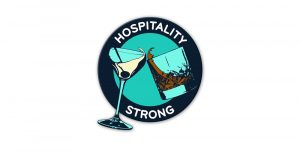 hospitality strong pin