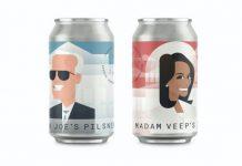 inauguration beer