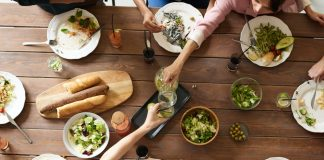restaurant spending