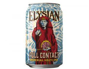 Elysian Brewing Full Contact Imperial Hazy IPA