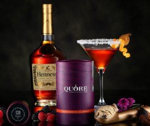 Ricotta Fig cocktail