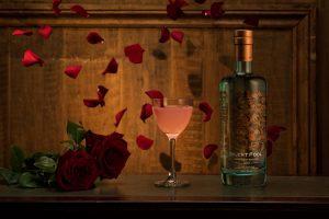 valentine's day gin recipes