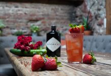 Hendrick's strawberry cocktail recipe