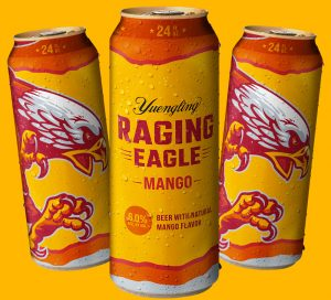 Yuengling Raging Eagle Beer