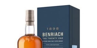 Benriach 21