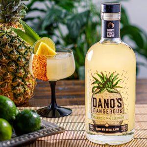 Dano's spicy margarita
