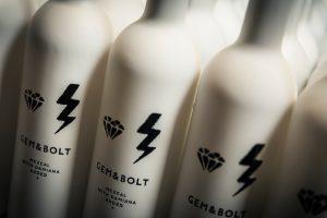 Gem&Bolt mezcal Cascade Spirits