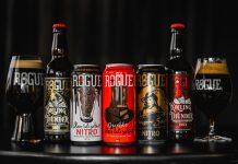 Rogue Ales & Spirits winter beer