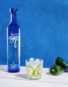 Milagro Tequila margarita recipe