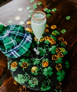st. patrick's day cocktail recipes