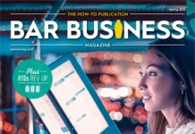 bar business magazine spring 2021