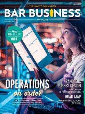 bar business magazine spring 2021