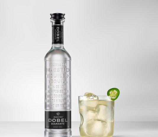 Diamante Tee Time cocktail Maestro Dobel