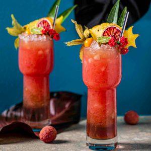 spring cocktail recipe