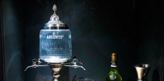 absinthe fountain