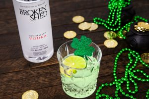 broken shed st. patrick's day recipes