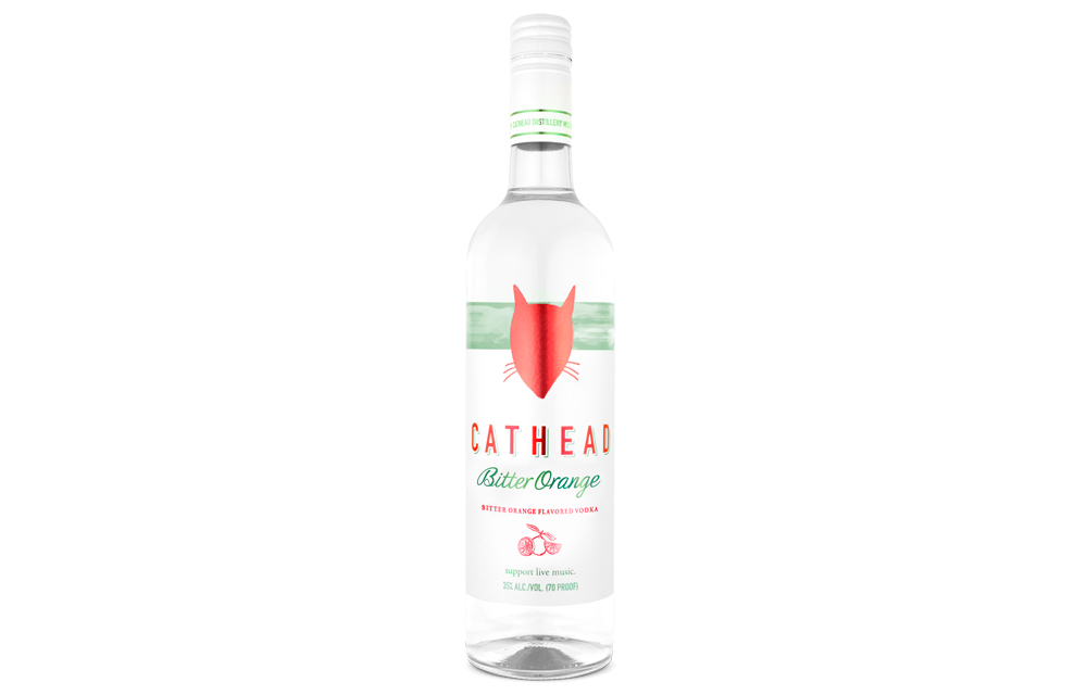 Cathead Distillery, Mississippi's first and oldest legal distillery, just announced the addition of their newest flavored Cathead Vodka, the first in eight years. Joining the brand's iconic lineup, including the only honeysuckle and pecan flavored vodkas on the market, is Cathead Bitter Orange Vodka