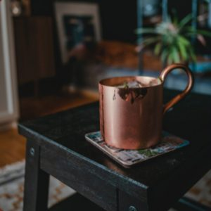 coffee mule