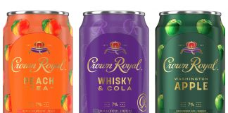Crown Royal ready-to-drink cocktails