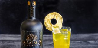 jaisalmer gin holi cocktails