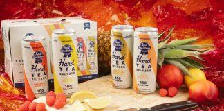 Pabst Blue Ribbon's Hard Tea Variety Pack