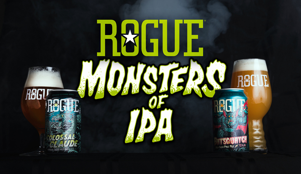 Rogue Monsters of IPA