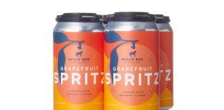 Bully Boy Distillers Grapefruit Spritz