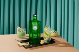 Clean Co gin spring recipe