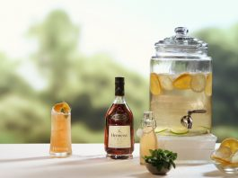 hennessy spring cocktail
