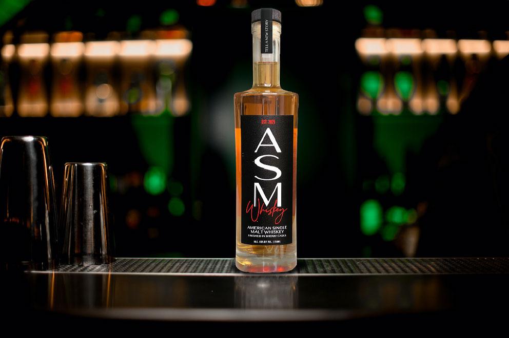 asm american single malt whiskey