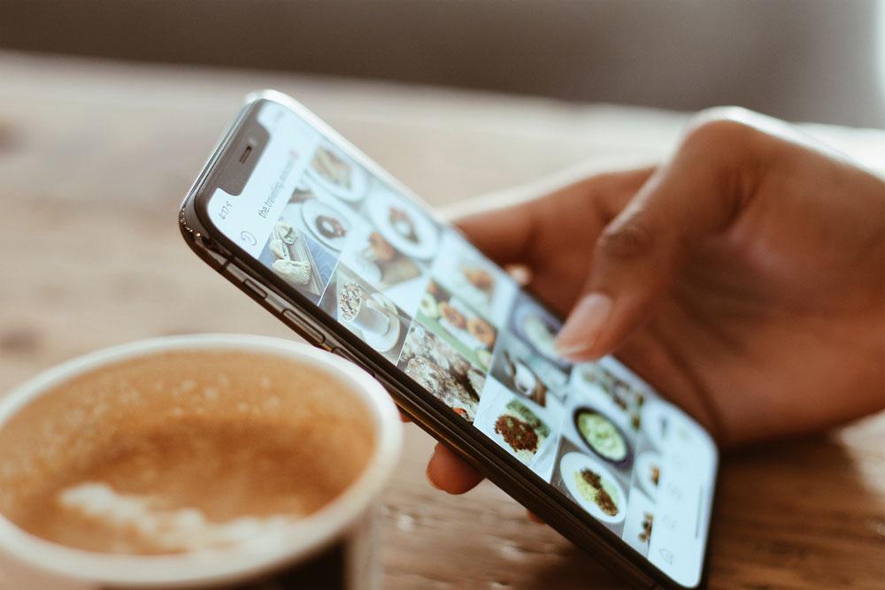 Ripl restaurant social media strategy