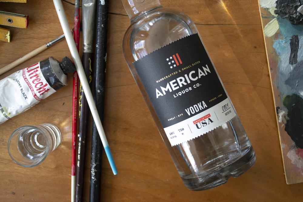 American Liquor Co. Vodka