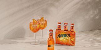 Aperol Spritz Ready to Enjoy