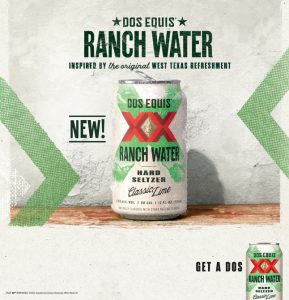Dos Equis® Ranch Water