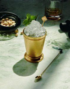 julep bourbon cocktail
