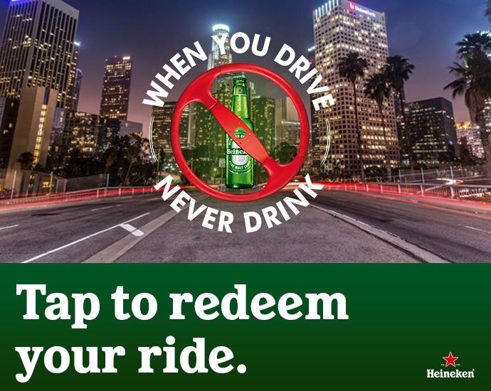 Heineken Waze