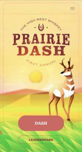 prairie dash