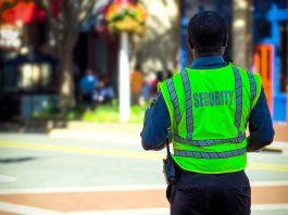 hiring bar security guard