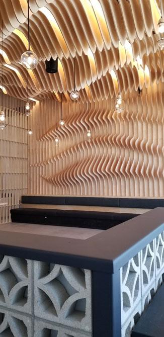 parametric wall design