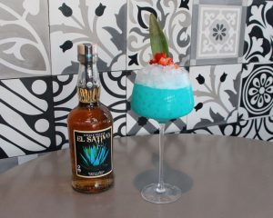 fourth of july cocktail