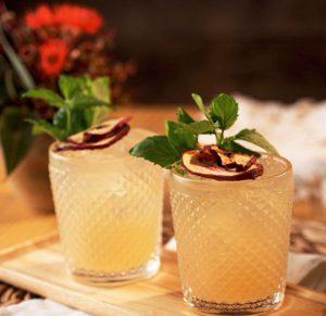 spanish peach margarita tequila recipe