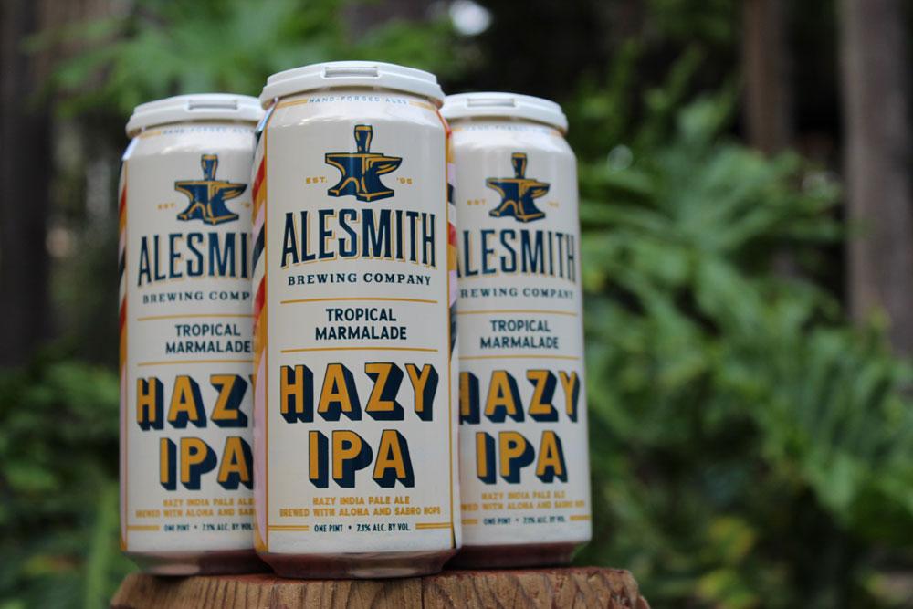 AleSmith Tropical Marmalade Hazy IPA