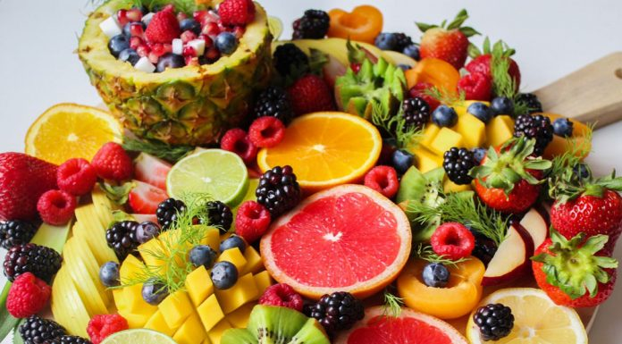 healthy fruits for cocktails
