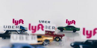 lyft uber rideshare apps
