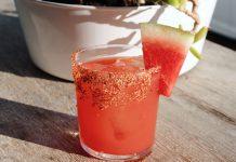 spicy watermelon cocktail recipe