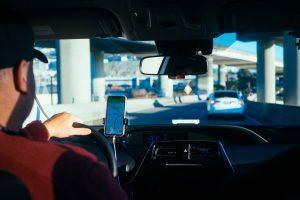uber driver rideshare