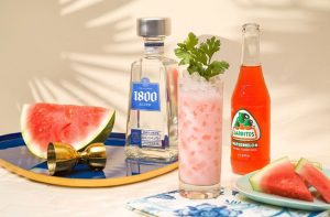 1800 tequila watermelon cooler