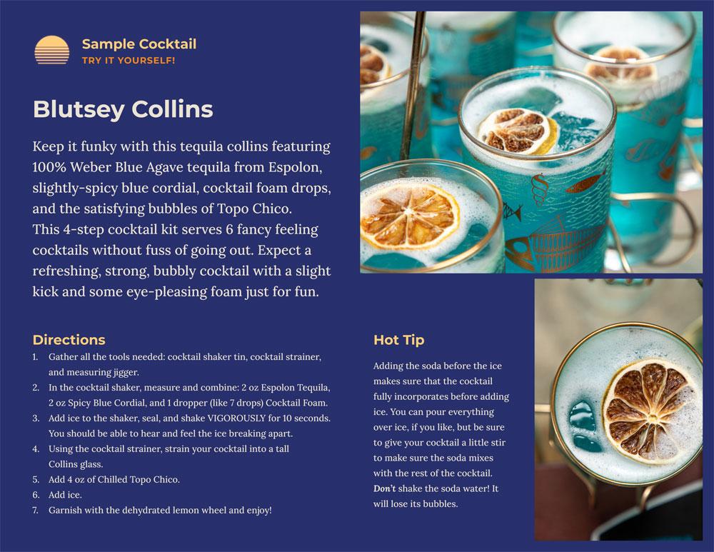 jojo's beloved blutsey collins