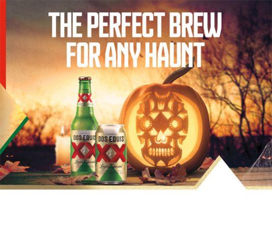 dos equis halloween