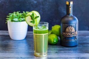 indian spring cocktail recipe
